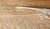 Congress - Independency Declaration — Stock Photo