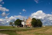 Church-fortress — Foto de Stock