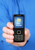 Mobile phone. — Stock Photo