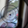 Stock Photo: Sniper target