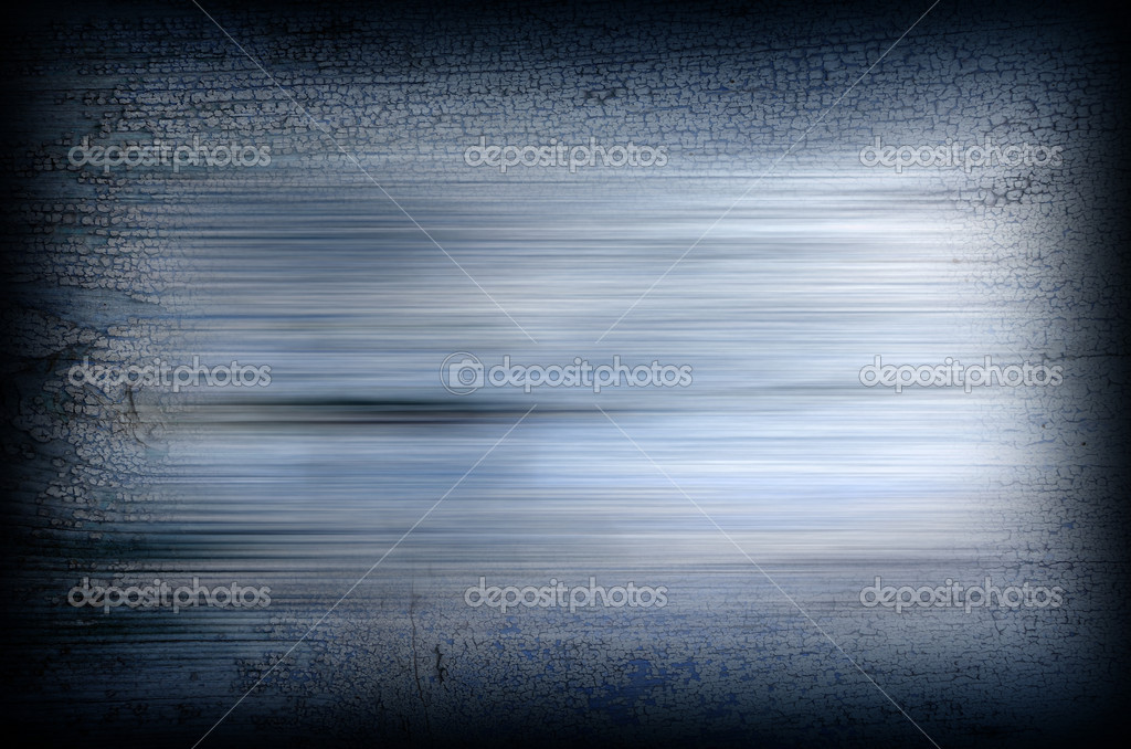 An abstract blue background with a curving or bending feel — Stock Photo #5334714