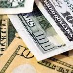 U.S. money — Stock Photo