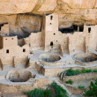 Stock Photo: Cliff Dwellings