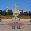 Des Moines Iowa State Capitol Building — Stock Photo #5255225