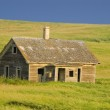 Abandoned Homestead on the Prairie — Stock Photo #5255447