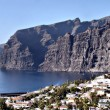 Los Gigantes on Tenerife — Stock Photo