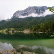 Stock Photo: Hintersee before Reiteralpe