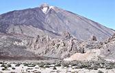 The Pico del Teide — Stock Photo