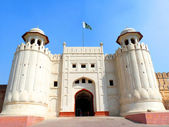 The Lahore Fort — Stock Photo