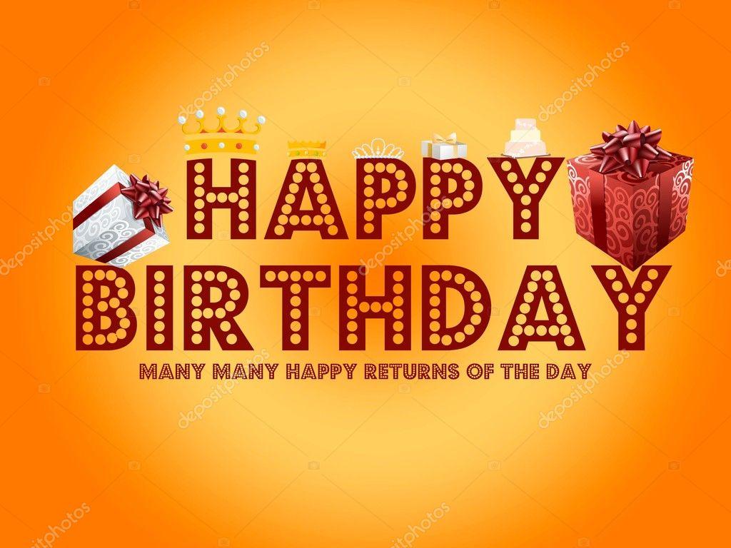 happy birthday card  stock photo © naiyyer, Birthday card