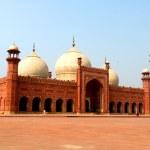 Badshahi Mosque — Stock Photo