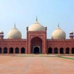 Badshahi Mosque (King's Mosque) — Stock Photo