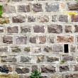 Solid Stone Wall — Stock Photo #5272350