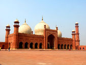 Badshahi Mosque — Stockfoto