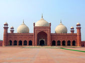 Badshahi Mosque (King's Mosque) — Stock Photo
