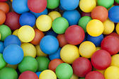 Multi-colored balls — Stock Photo