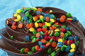 Close up of cupcake — Stock Photo