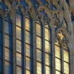 Gothic window — Stock Photo #5374920