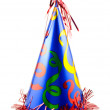 Colorful Party Hat — Stock Photo