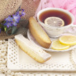 Ladies Tea Party — Stock Photo #5360193