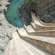 Stock Photo: Dam Escales