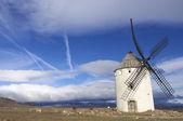 Traditional windmill — Stock Photo