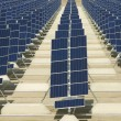 Stock Photo: Photovoltaic panels