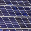 Detail of a photovoltaic panel - Stock Photo