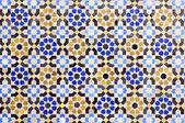 Mosaic arabic — Stock Photo