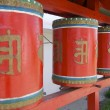 Prayer wheels — Stockfoto