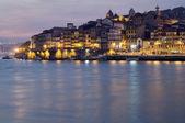 Fishing port of Oporto — Stock Photo