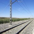 Catenary - Stock Photo