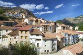 Pueblo español — Foto de Stock