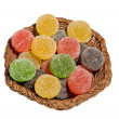 Stock Photo: Jelly candies