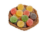 Jelly candies — Stockfoto