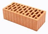Clay brick — Stock Photo