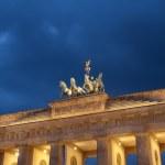 The Brandenburger Gate — Stock Photo #5274862