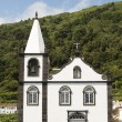 图库照片: Church in Azores