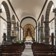 Church in Azores — Stock Photo