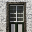 Traditional door - Stock Photo