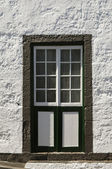 Traditional door — Stock Photo
