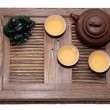 Green Tea Ceremony — Foto Stock
