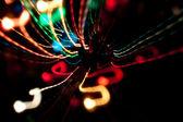 Lights texture — Stock Photo