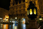 Night Munich — Stock Photo