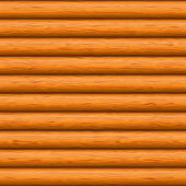 Wooden wall — Stock Vector