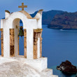Santorini orthodoxy church — Foto Stock #5339506