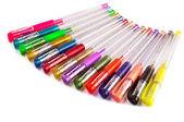 Colors pens — Stock Photo