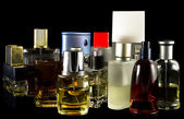 Parfums City — Stock Photo