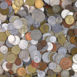 Stock Photo: World Coins