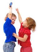 Children play — Stock Photo